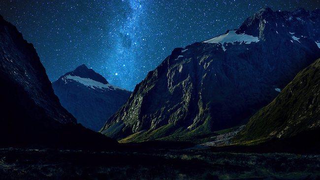 Aoraki Mackenzie Dark Sky Reserve (New Zealanda