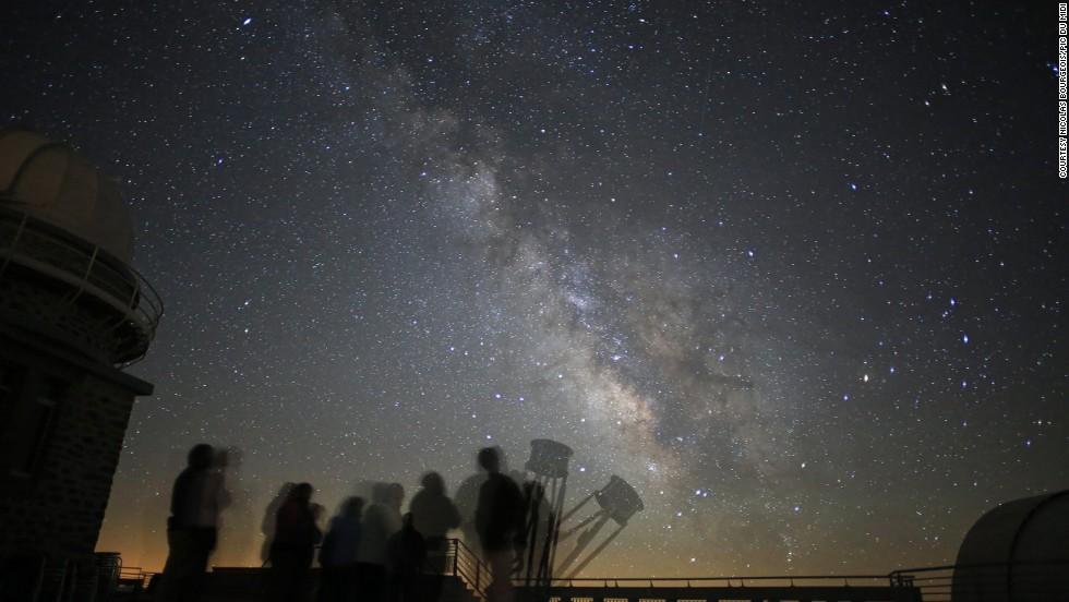 Pic du Midi Dark Sky Reserve