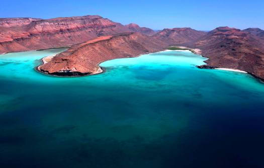Isla Espiritu Santo, Baja california sur