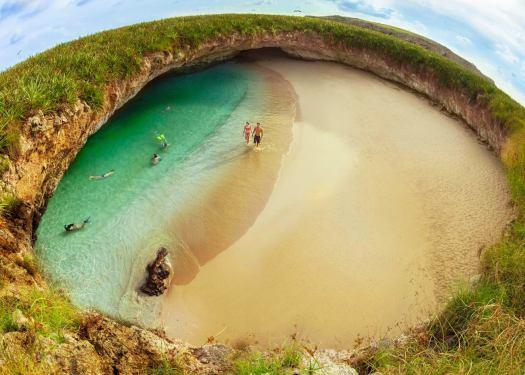 Islas Marietas, Riviera Nayarit