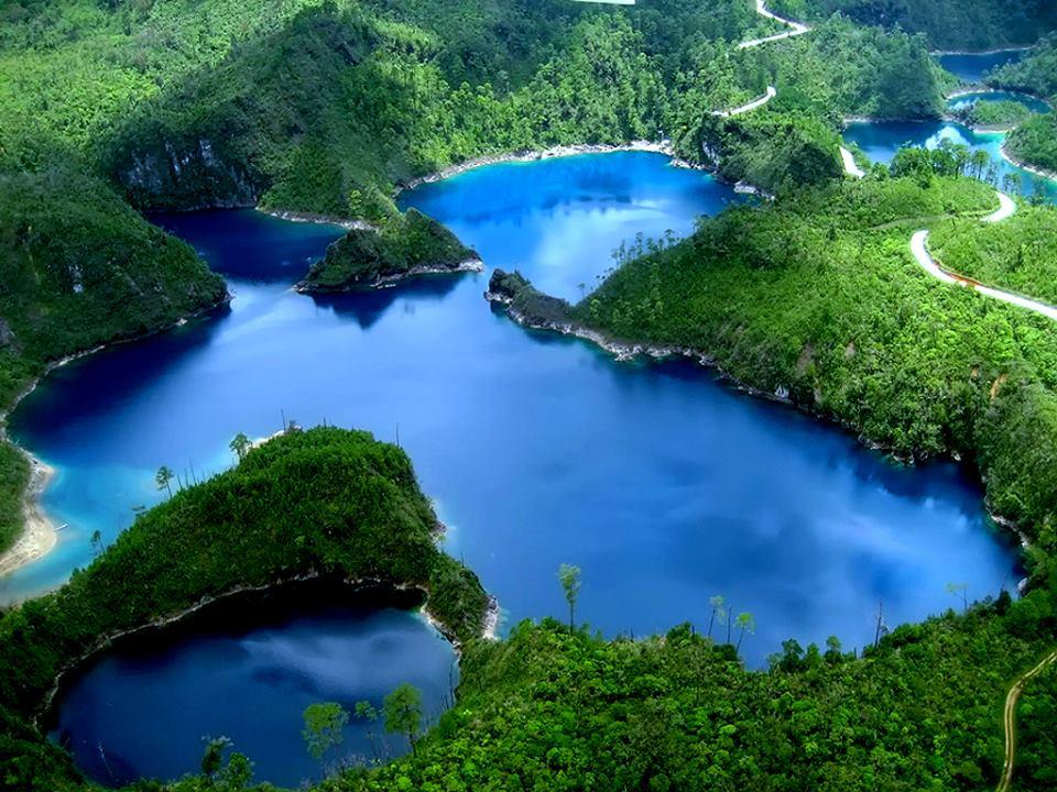 Lagunas de Monte Bello, Chiapas