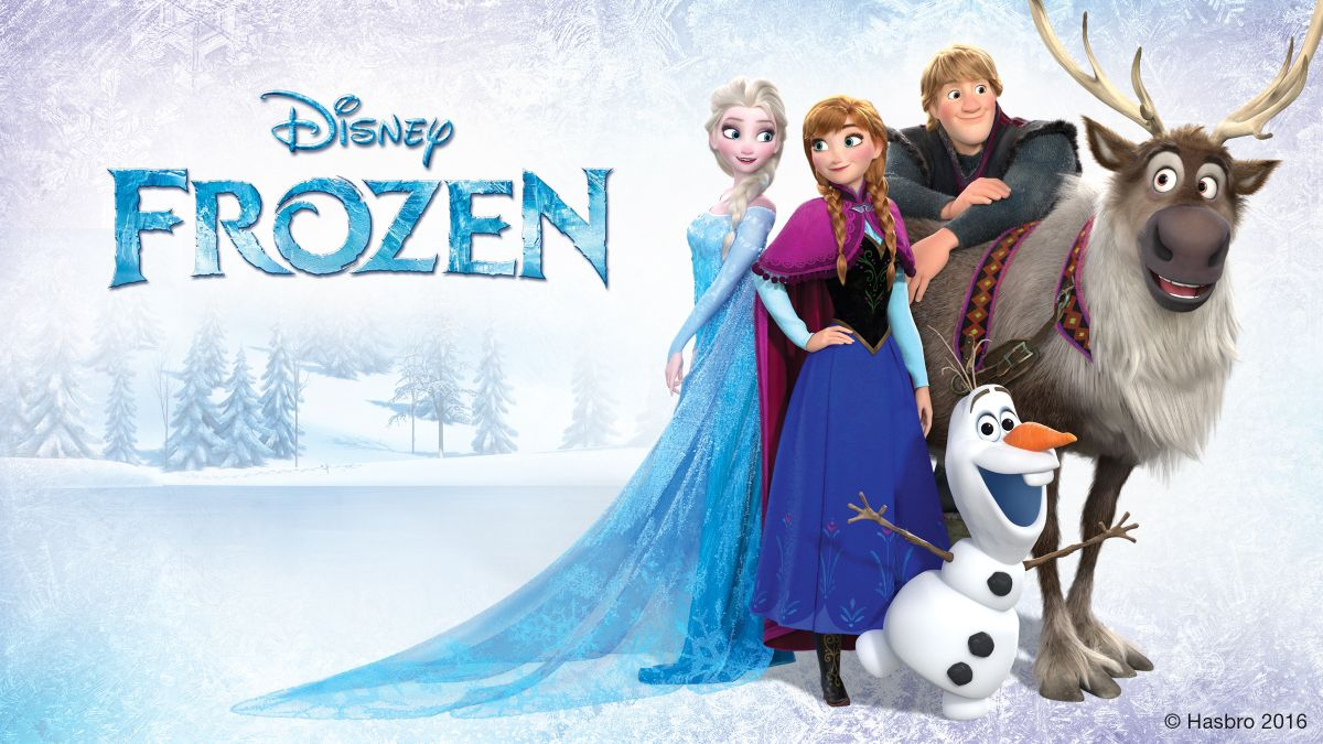 Frozen Netflix